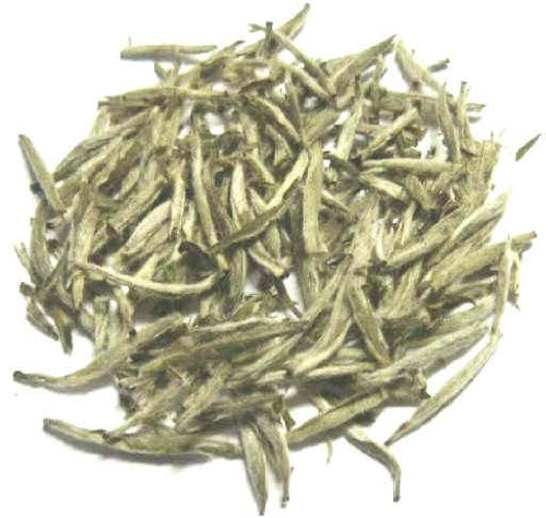 2 Doves Silver Needle White Tea ~ 1 lb Gusseted Foil Bag by Imperial Tea Garden
