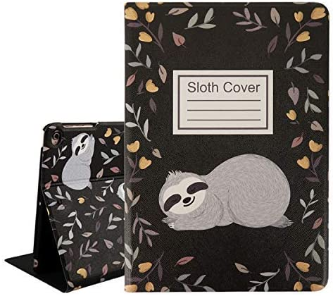 Sloth Notebook Folio Function Protective