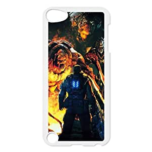 Ipod Touch 5 Phone Case Gears of War nC-C30204