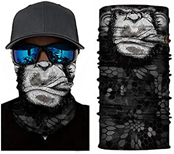 Angry Gorilla Face Mask