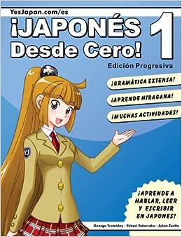 Japones Desde Cero! 1 por Adan Zurita Pardo epub