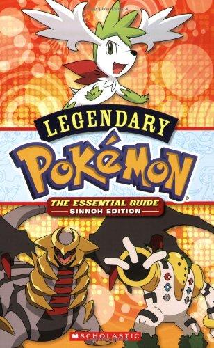 Legendary Pokemon: The Essential Guide (Sinnoh Edition)
