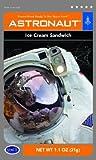 Astronaut Ice Cream 12 Packs Ice Cream Sandwich Space Food NASA Freeze