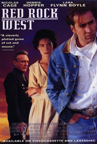 Red Amaze West POSTER Movie (27 x 40 Inches - 69cm x 102cm) (1992)
