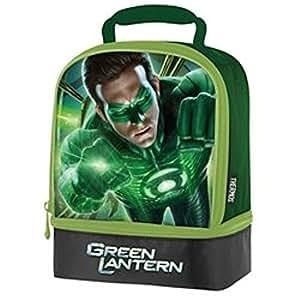 THERMOS Termo Green Lantern Doble Compartimento Bolsa Para Almuerzo