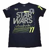 Star Wars 77 Dark Side Graphic T-Shirt - Large