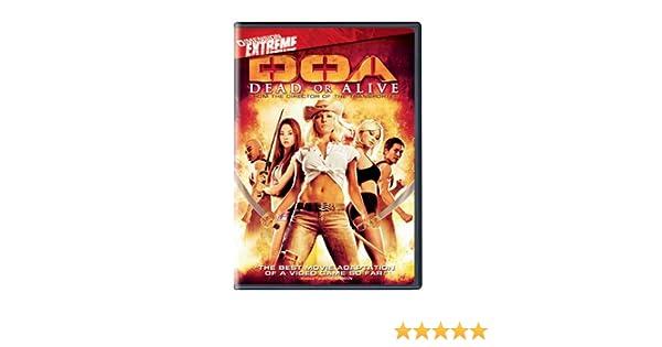Doa: Dead Or Alive [Reino Unido] [DVD]: Amazon.es: Cine y ...