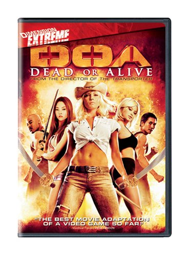 D.O.A.: Dead or Alive - In White Woman The The World Fastest