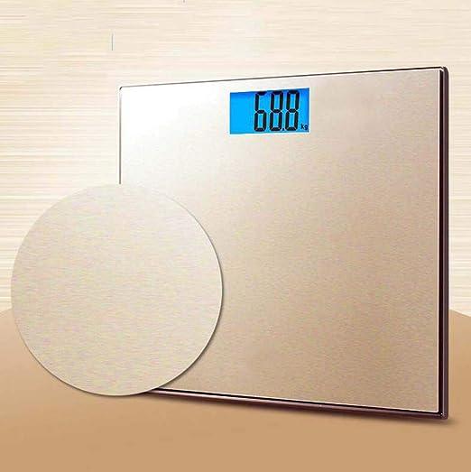 Scales Electrónica Adulta Peso Escala-Básculas Balanzas De Salud Balanzas Electrónicas Balanzas De Peso: Amazon.es: Hogar