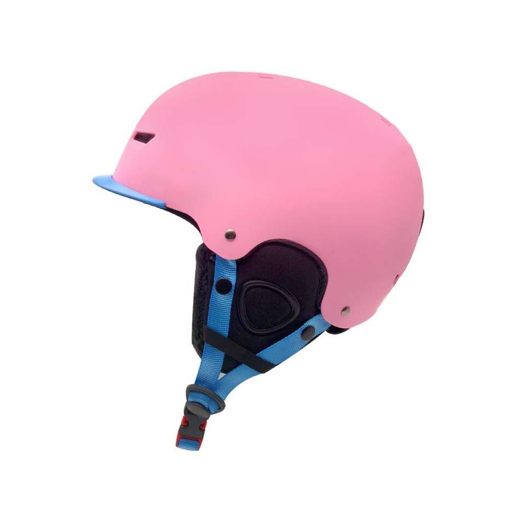 【驚きの値段で】 ヘルメット Medium スキー Medium|Pink&スノーボードヘルメット、スキー用保護安全帽男性女性スケートボードスケートヘルメット調節可能なヘッドバンドB ヘルメット B07PW4QQH3 Pink Medium Medium|Pink, アメイジングサーカス:ef2eb42e --- a0267596.xsph.ru