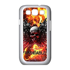 The Expendables Samsung Galaxy S3 9300 Cell Phone Case White GYK28056