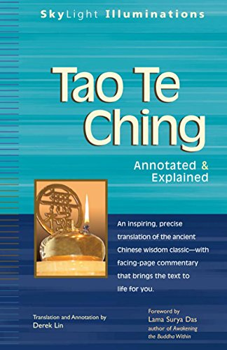 Tao Te Ching: Annotated & Explained (SkyLight Illuminations)