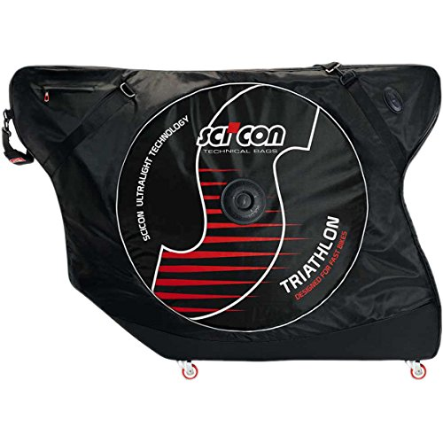 SCI-CON AEROCOMFORT 2.0 TSA TRIATHLON BIKE TRAVEL BAG