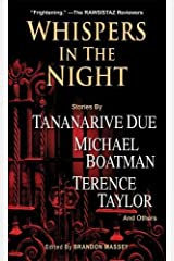 Whispers In The Night (Dark Dreams) Mass Market Paperback