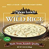 Shore Lunch, Soup Mix Creamy Wild Rice, 10.8-Ounce (6 Pack)