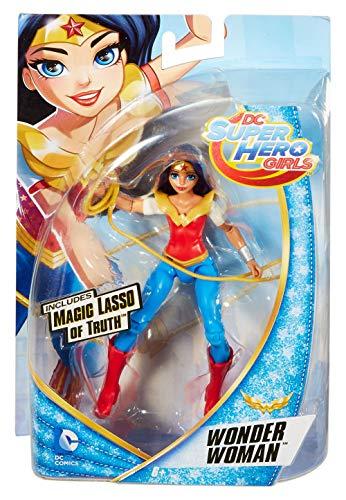 DC Super Hero Girls Wonder Woman 6″ Action Figure