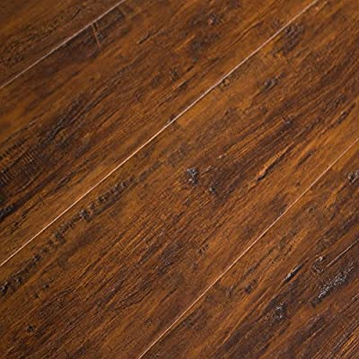 Feather Step Heritage Mesquite 12.3mm Laminate Flooring 3300 SAMPLE