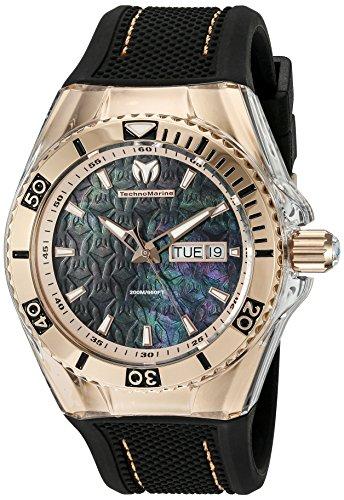 technomarine-mens-tm-115214-cruise-monogram-analog-display-swiss-quartz-black-watch