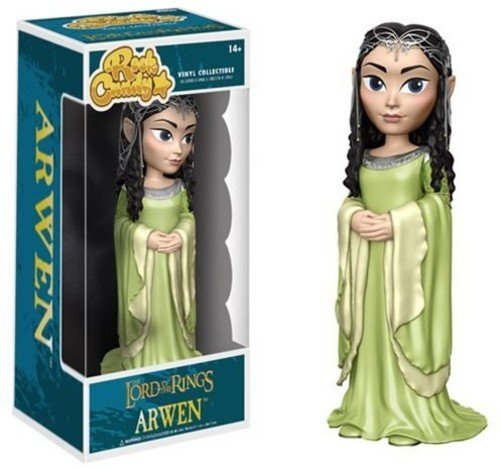 Funko Rock Candy Lord of The Rings Arwen Action Figure ()