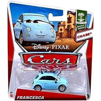 Disney / Pixar CARS MAINLINE 1:55 Die Cast Car Francesca [Festival Italiano 6/10 Chase]: Toys & Games