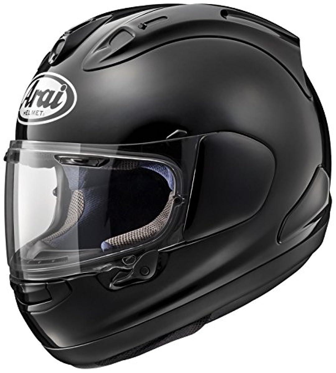 [해외] 아라이 오토바이 헬멧 풀 페이스 RX-7X 글래스 블랙 RX-7X_GBK XO 머리위 65CM~66CM