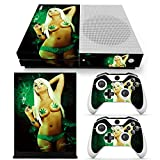 Gam3Gear Vinyl Decal Protective Skin Cover Sticker for Xbox One S Console & Controller – Sexy Girl Review