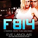 F814: Cyborgs: More Than Machines, Book 2    Eve Langlais
