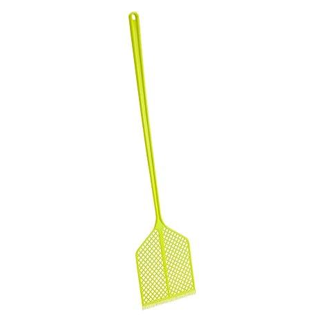 Metaltex 249700 - Pala matamoscas de plastico, surtido: colores aleatorios