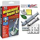Blue-Star Fix your Windshield Do It Yourself Windshield Repair Kit, Made in USA