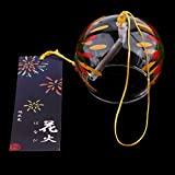 Baoblaze Japanese Wind Bell Wind Chimes Handmade Glass Furin Home Decors Spa Decor Kitchen Decor Office Decor – 16