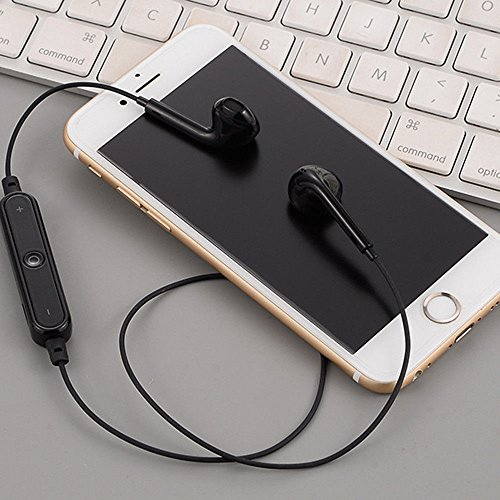 Bluetooth Headphones, Magnetic Wireless Earbuds HD Stereo No