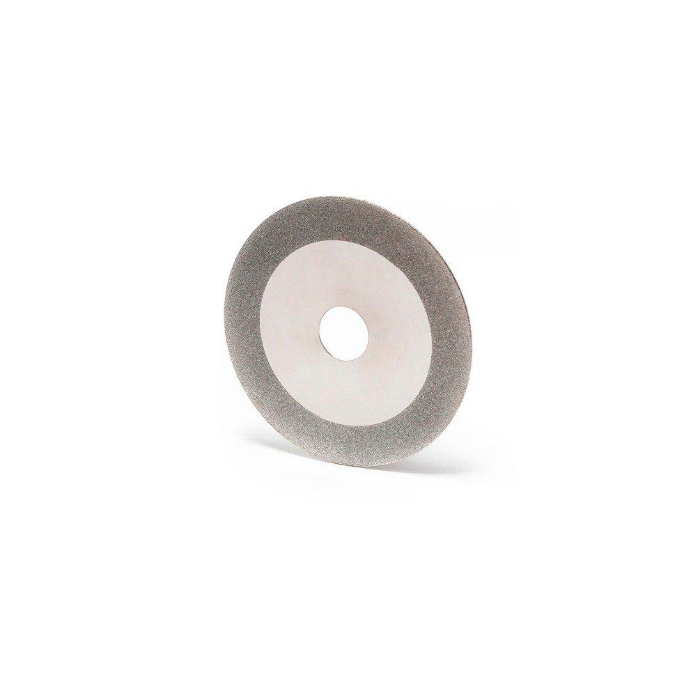 Sidamo–Schleifstein Diamant d. 125x 20x AL. 19mm für Kettensägeschärfgerät CS AF 30–11101248