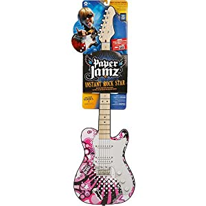Wowwee paper jamz pro guitar series style 1