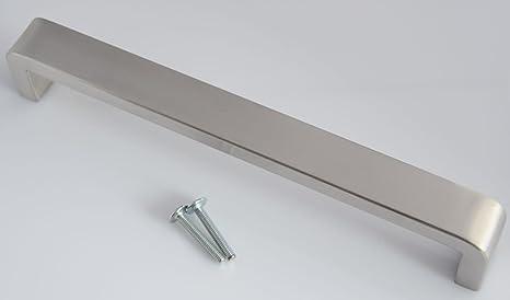 Maniglia per mobili Cucina BA 192 mm manico in acciaio inox ...