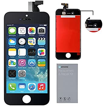 iphone 4s screen repair apple iphone 4s black lcd amp digitizer touch 2162
