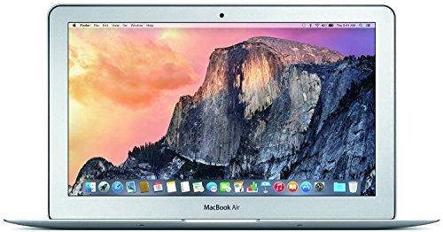 Apple MacBook Air MJVG2LL/A 13.3-Inch 256GB 1.6GHz 4GB RAM Laptop (Refurbished) ()