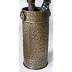 Solid Brass Umbrella Stand AH-OPN