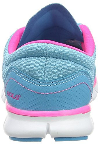 Gym Fitness Sneakers Van Gola Solar Dames Blauw