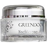 Crema notte Greendoor con burro di avocado 50 ml del produttore di cosmetici naturali
