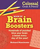 img - for Colossal Grab A Pencil Book of Brain Boosters book / textbook / text book