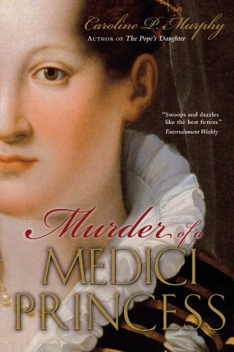 Book cover for Murder of a Medici Princess