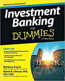 Investment banking related books to holes thomas worsley fidelity investments
