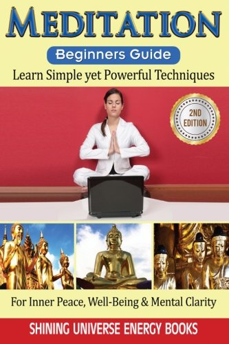 Meditation Beginners Powerful Techniques Well Being product image