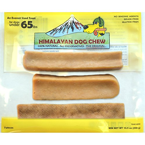Can Pieces Himalayan Dog Chews Be Made Into One
