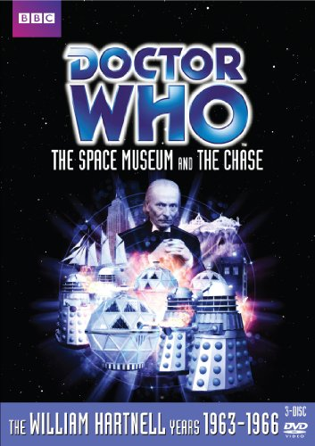 Doctor Who: The Space Museum/The Chase (Stories 15 and 16) by BBC Home Entertainment