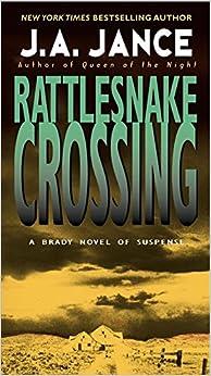 Book Rattlesnake Crossing (Joanna Brady)