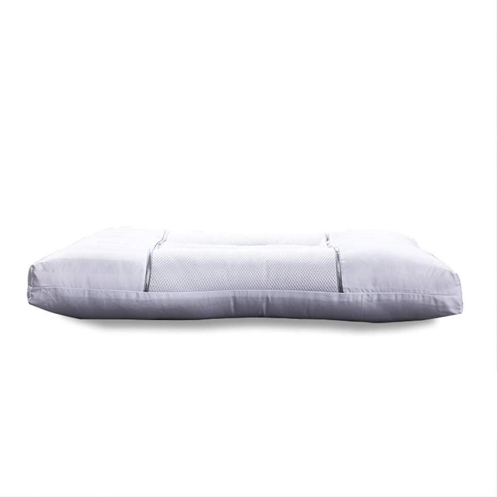 RUNWEI Fiber Aromatherapy Pillow Sleeping Tool Bedding (45x70cm) (Size : 70x45cm)