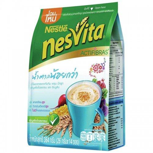 Nestvita Milk Cereal Whole-Grain Low Sugar 364g (Single Serve Tupperware compare prices)