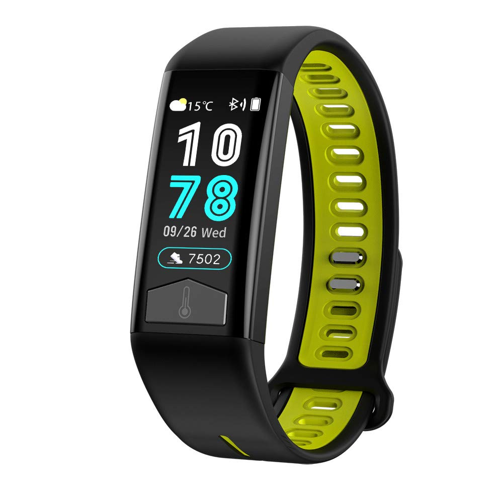 Amazon.com: Smart Wristband Smartwatch with Mult-Sport Mode ...