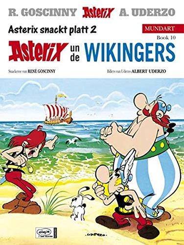 Asterix Mundart, Band10: Asterix snackt platt. - 2. Asterix un de Wikingers